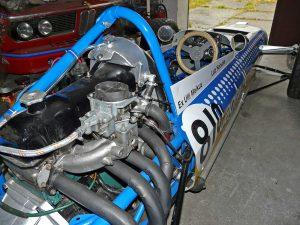 Ullis erster Formel-Rennwagen wurde später von Heinz Siegert gefahren.