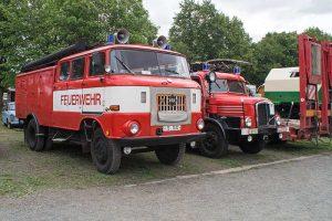 W 50 Feuerwehr-Gerätewagen