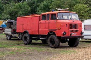 W 50 LA Feuerwehr Allrad mit Niederdruck-Bereifung
