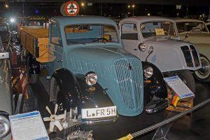 Framo V 500 im Oldtimermuseum Da Capo, Leipzig
