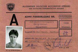 Fahrerlizenz 1988